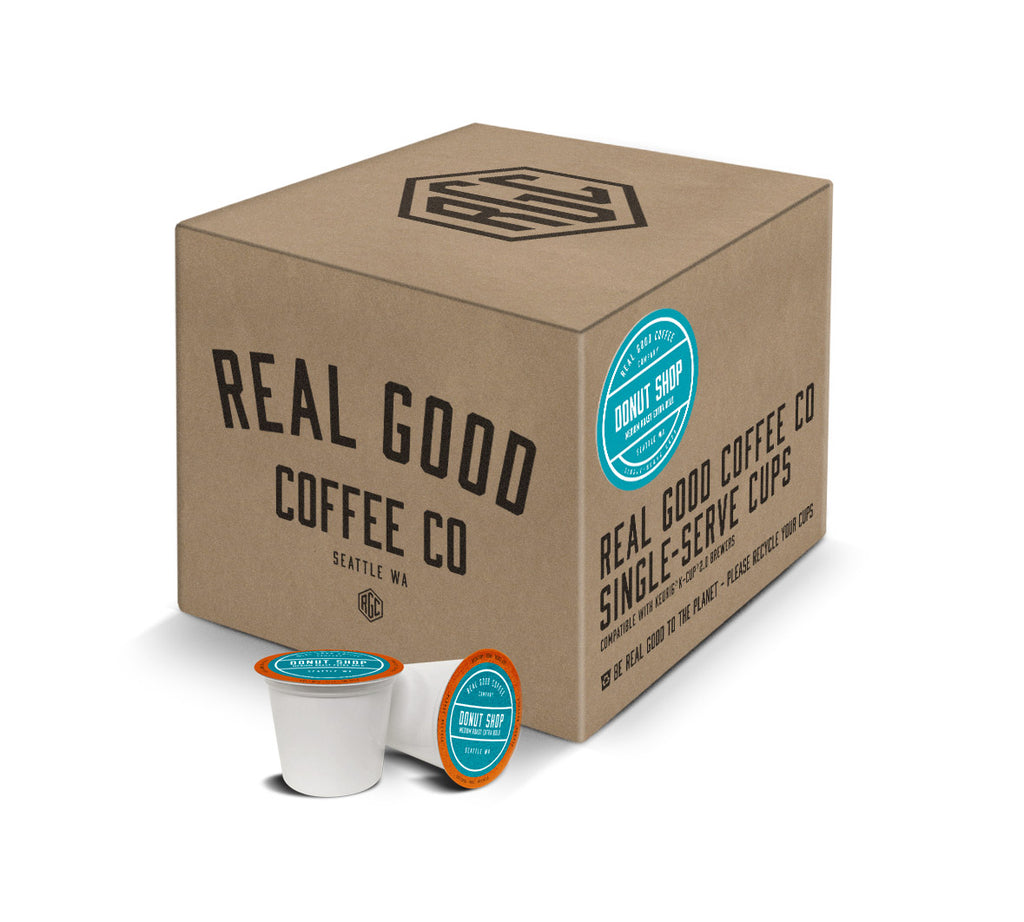 Donut Shop Medium Roast Keurig Compatible Cups