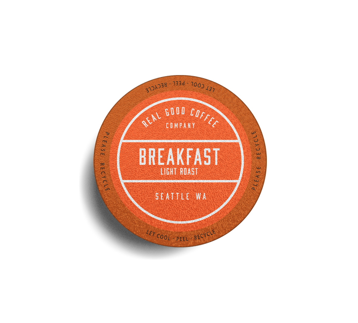Light Roast Breakfast Blend Keurig Compatible Cups