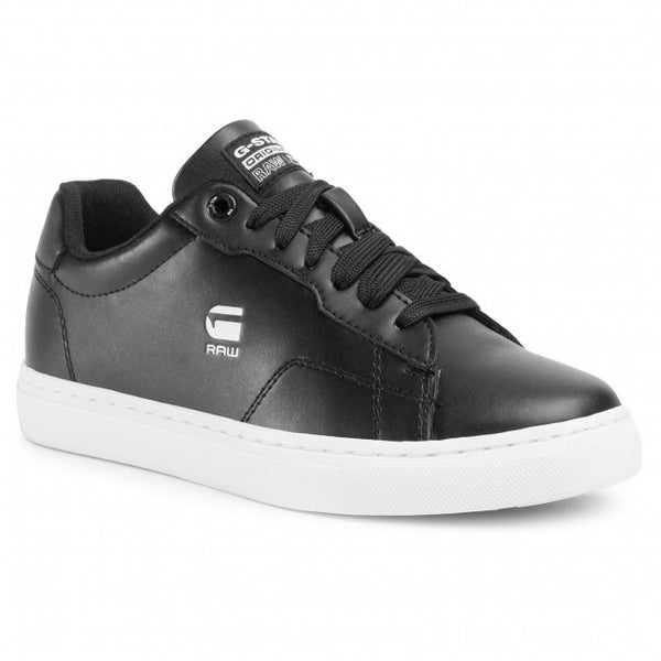 G-STAR RAW BLACK CADET SNEAKERS - 8586