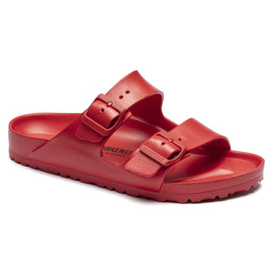 BIRKENSTOCK MEN'S RED EVA ARIZONA SANDAL - 8586