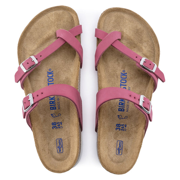 BIRKENSTOCK SOFT FOOT BED MAYARI SANDLE - 8586