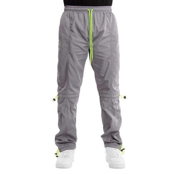 EPTM MENS SILVER TRACK PANTS - 8586