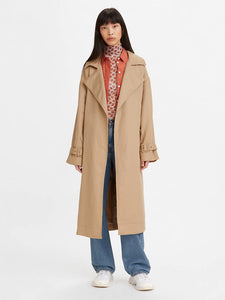 LEVIS WOMEN'S TRENCH COAT - 8586