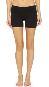 BB DAKOTA: CAIDEN BLACK BIKER SHORT - 85 86 eightyfiveightysix