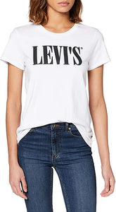 Levis the perfect 90s tee white - 8586