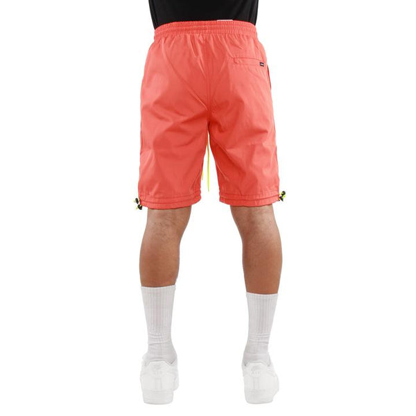 EPTM HYPER ORANGE MENS DRAWSTRING SHORTS - 8586