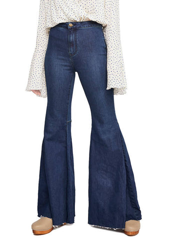 free people just float on flare jeans - 8586