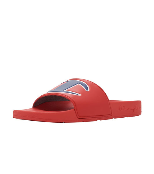 CHAMPION RED SANDAL - 8586
