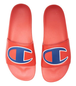 CHAMPION IPO RED SLIDE - 8586