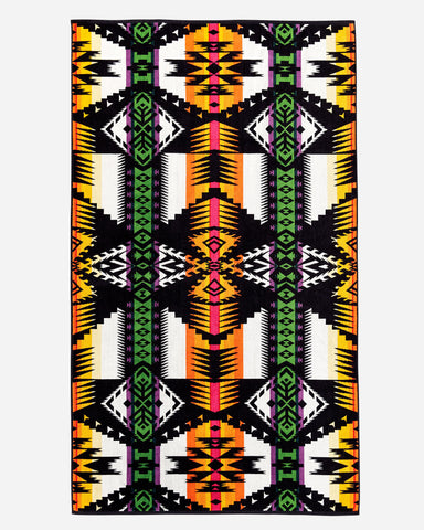 PENDLETON EAGLE ROCK OVERSIZED TOWEL - 8586