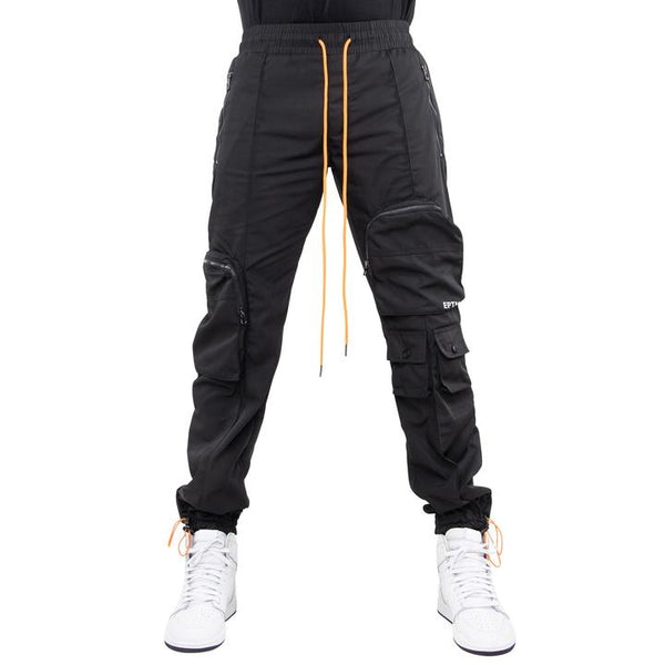 EPTM MENS BLACK CARGO Pants - 8586