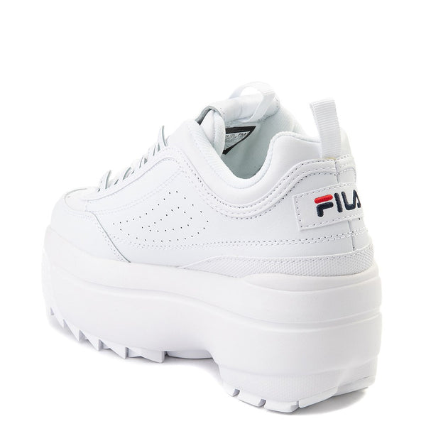 WOMENS FILA DISRUPTOR 2 WEDGE SHOES - 8586