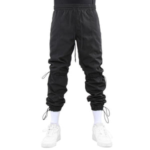 EPTM BLACK ON BLACK HYPER TRACK PANTS - 8586