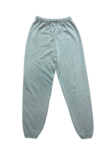 UNISEX PISTACHIO PALE GREEN JOGGER SWEATPANTS - 8586
