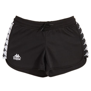 KAPPA BANDA BLACK SHORTS - 8586