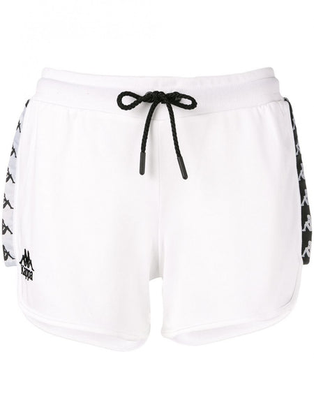 KAPPA WHITE WOMENS SHORTS - 8586