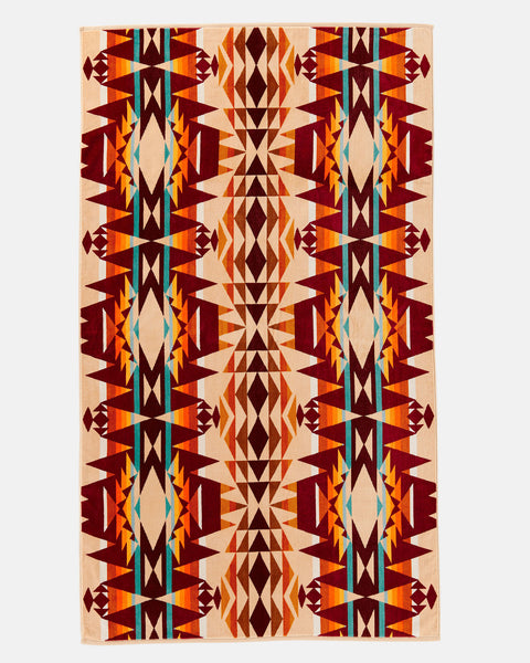 Pendleton crescent butte spa towel - 8586