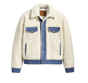 LEVIS PREMIUM EX BF COUNTING SHEEP SHERPA JACKET - 8586