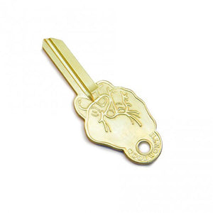 GOODWORTH & CO: BEST WISHES BRASS KEY - 85 86 eightyfiveightysix