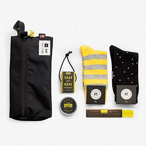 BYRD X RICHER POORER: CARRY ON LIGHT DOPP KIT - 85 86 eightyfiveightysix