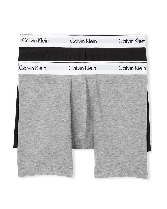 calvin klein underwear boxer brief 2 pack - 8586