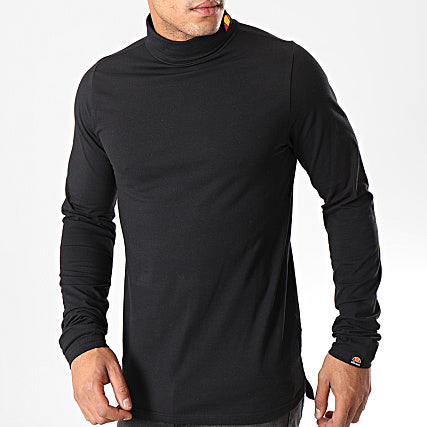 ellesse amica turtleneck BLACK - 8586