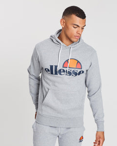 ELLESSE MENS GREY SWEATSHIRT - 8586