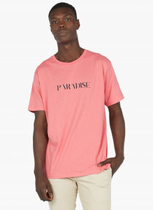 BARNEY COOLS: PARADISE EMBROIDERED GRAPHIC TEE - 85 86 eightyfiveightysix