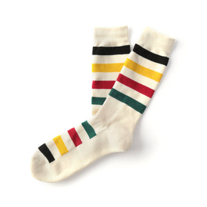 PENDLETON : NATIONAL PARK CREW SOCKS - 85 86 eightyfiveightysix