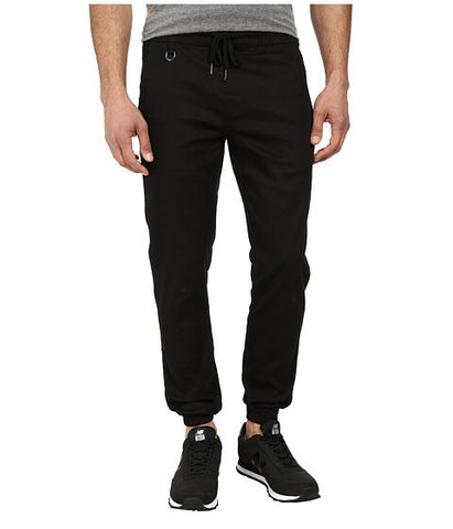 PUBLISH: BLACK SPRINTER JOGGER PANTS - 85 86 eightyfiveightysix