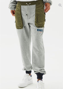 ALPHASTYLE: LARIDAE JOGGER SWEATPANTS