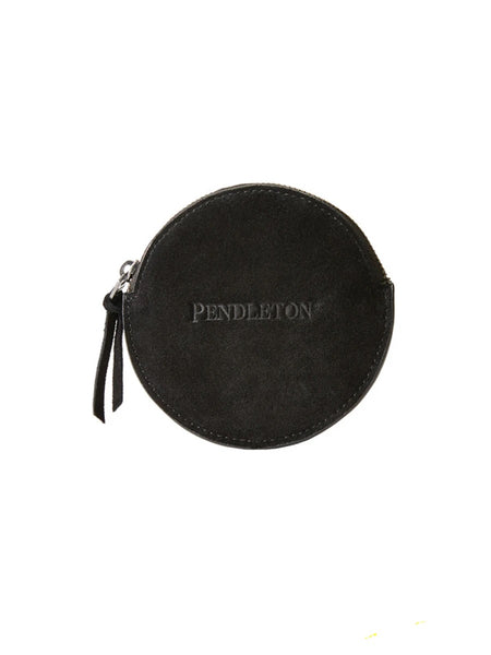 PENDLETON: KIVA STEPS LEATHER COIN PURSE
