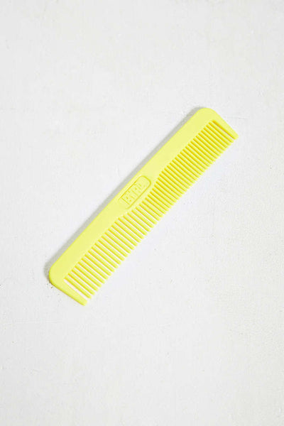 BYRD HAIRDO : POCKET STYLING COMB - 85 86 eightyfiveightysix