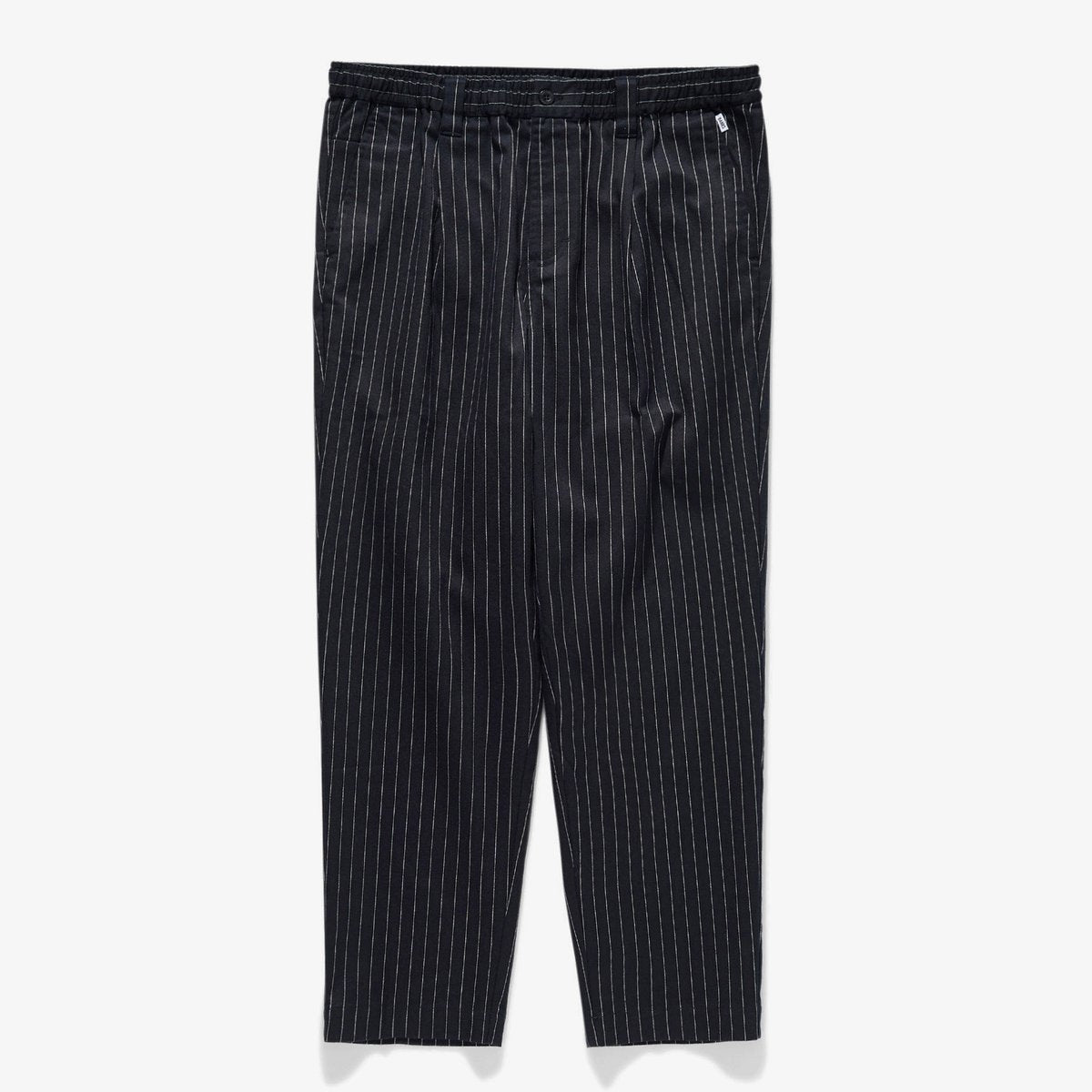 BANKS JOURNAL SUPPLY PINSTRIPE CROPPED PANTS - 8586
