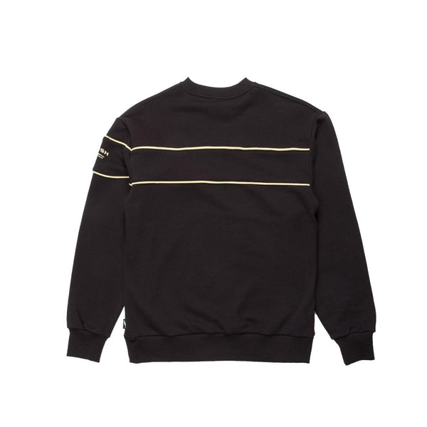 PUBLISH: JEROME BLACK CREWNECK SWEATER - 85 86 eightyfiveightysix