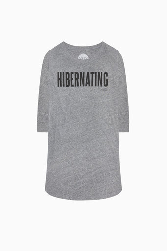 HIBERNATING SLEEP TEE