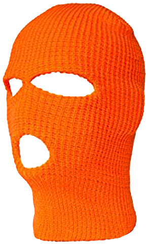 Winter Facemask, Cold Weather Neck and Head Cover, Choose Colors, Knitted Skully Headwear