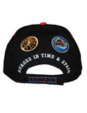 Tuskegee Airmen Baseball Cap Black Knights Mens Embroidered Hat Air Force History