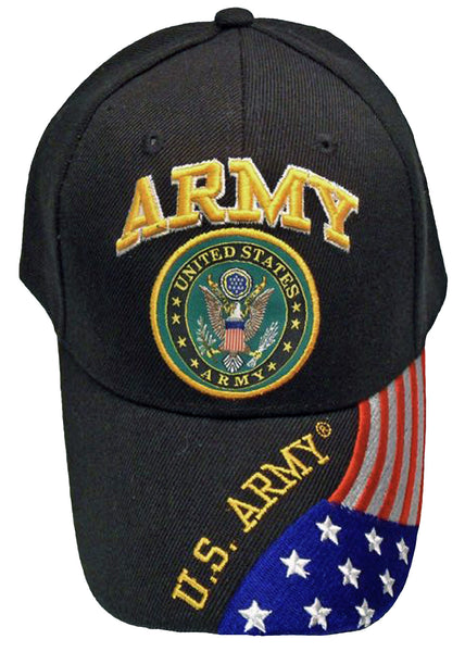 Us Navy Veteran Hat Blue Military Baseball Cap With Logo