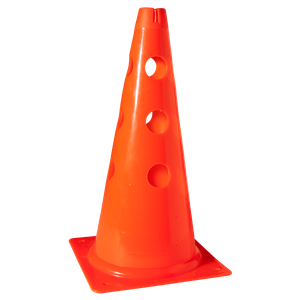 Hat Cone / Skittle with Holes (multi-purpose) - Arcade Sports