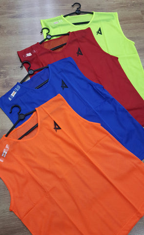 Training Bibs / Vests / Pinnies / Scrimmages - Arcade Sports