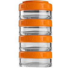 BlenderBottle™ GoStak® 40cc 4-Pack - Arcade Sports