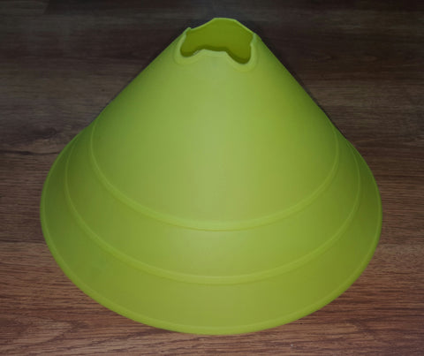 "Marker Cone 12"" - Large - - Arcade Sports"