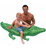 Swim Float Bed - Crocodile - Arcade Sports