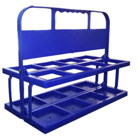 Water Bottle Carrier Rack - 8 Bottles - Arcade Sports