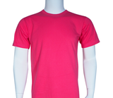 Cotton Crew Neck Tee - Arcade Sports
