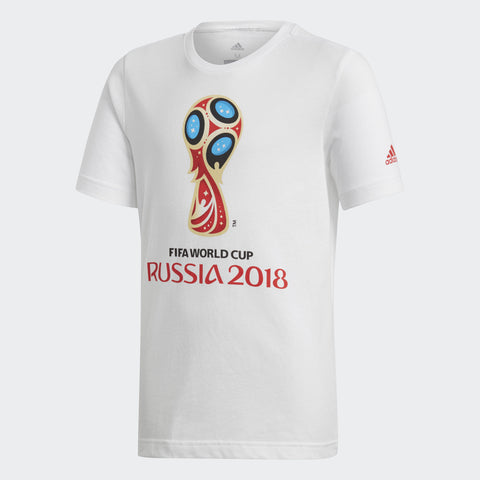 FIFA WORLD CUP 2018 EMBLEM GRAPHIC TEE - kids - Arcade Sports