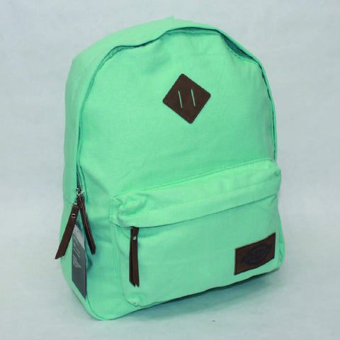 Dickies Classic Backpack - Mint Green - Arcade Sports