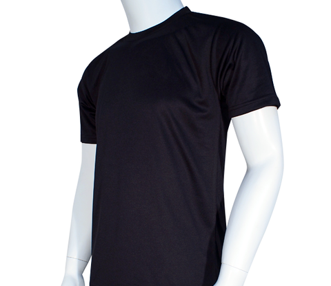 Mesh DRI FIT CREW NECK TEE COLOURS - Arcade Sports