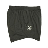 FBT Dri Fit Racer Y-Slit Shorts #011F + - Arcade Sports